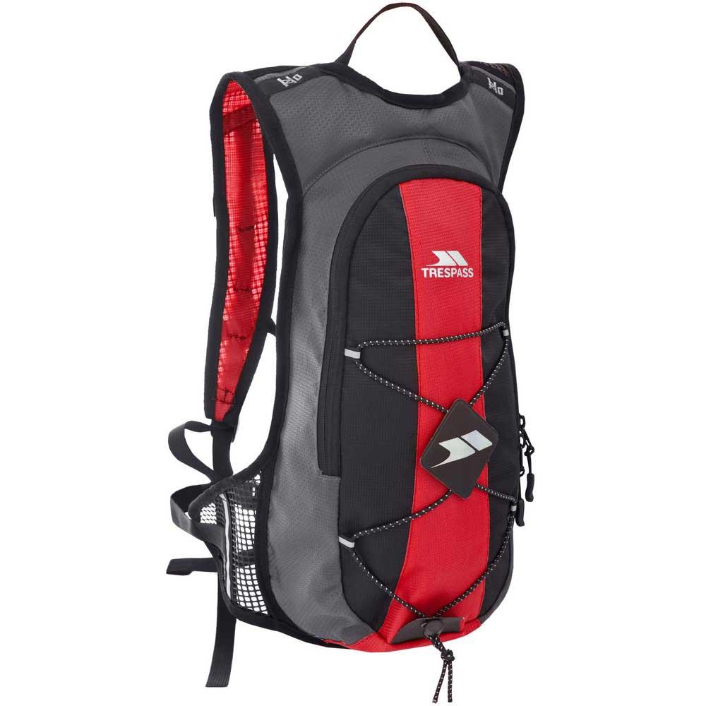 Trespass Mirror Hydration 15l One Size Red