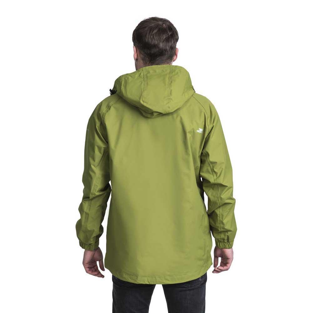 Trespass-Pearson-Verde-Chaquetas-Trespass-montana-Ropa-hombre miniatura 10