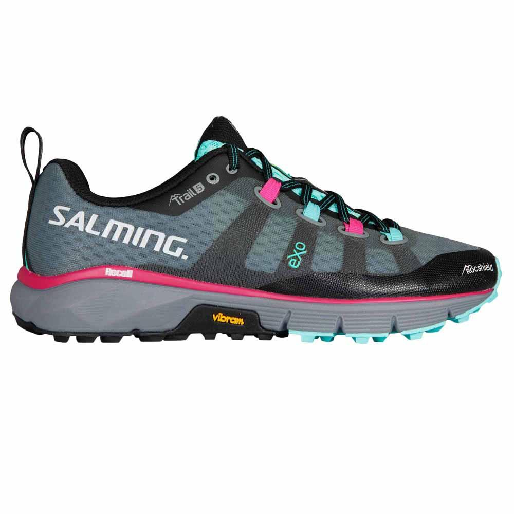 Salming Trail 5 EU 36 Grey / Black