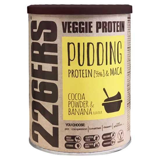 226ers Evo Veggie Pudding Cocoa Powder And Banana Flavor 350gr Cocoa