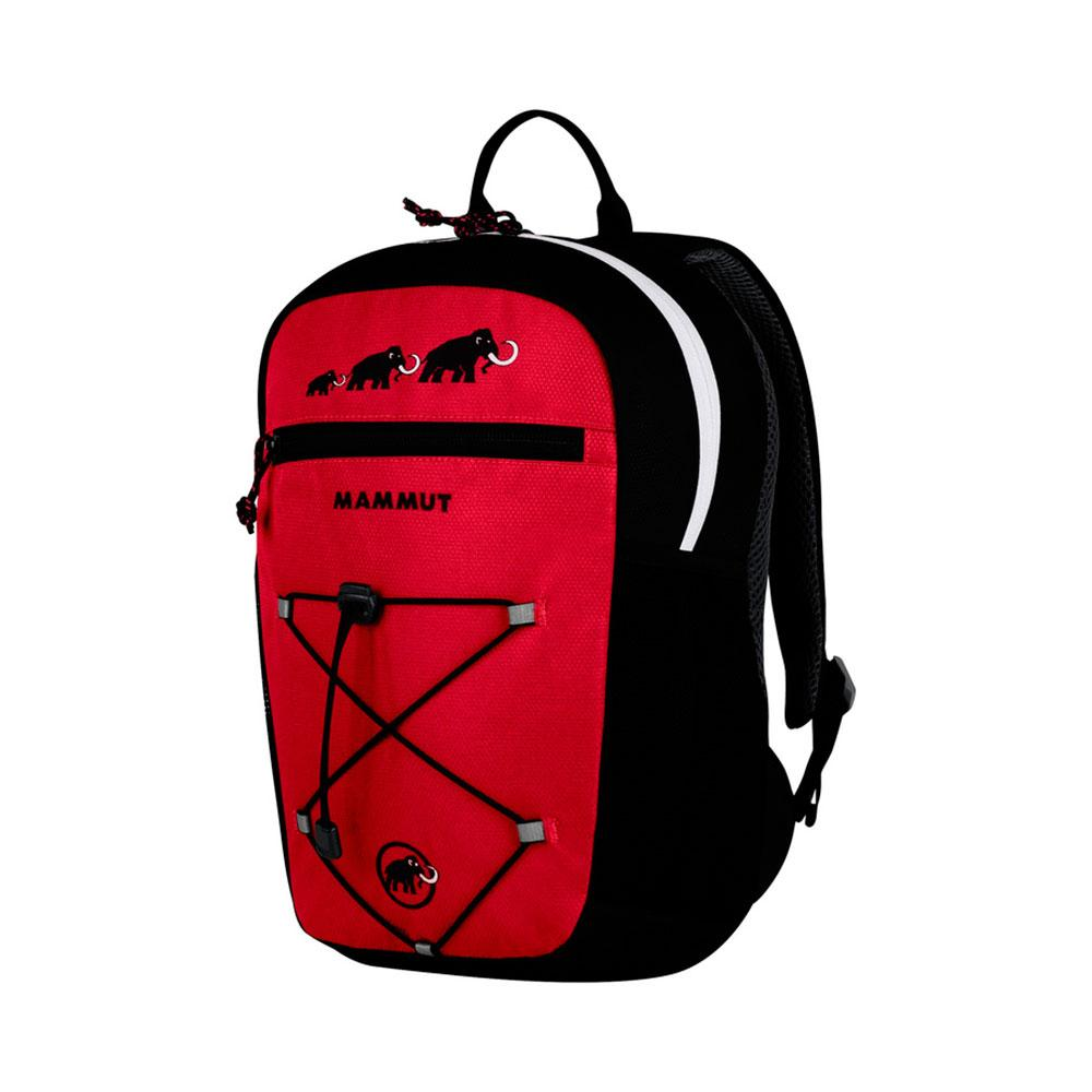 Mammut First Zip 4l Backpack One Size Black / Inferno