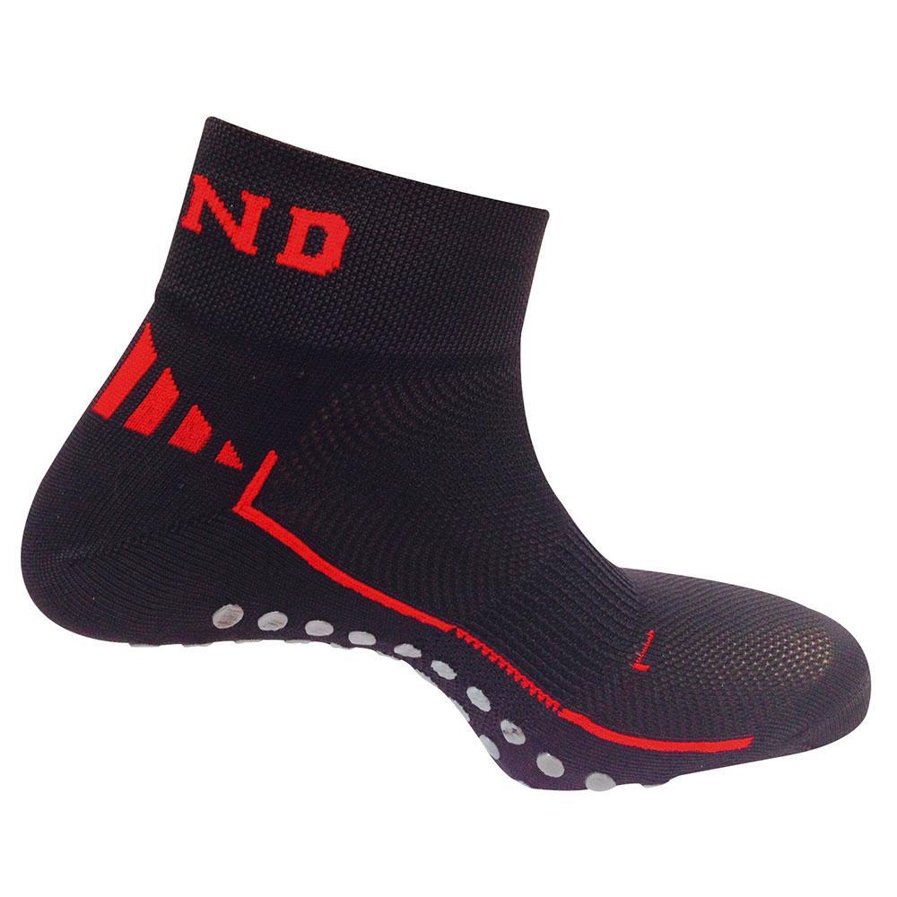 Mund Socks Non Slip EU 34-37 Black
