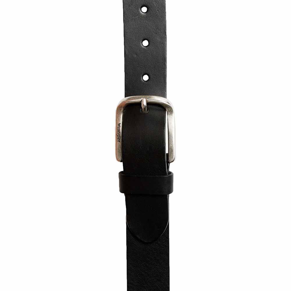 Wrangler-Easy-Belt-Noir-T55045-Ceintures-Homme-Noir-Ceintures-Wrangler-mode miniature 7
