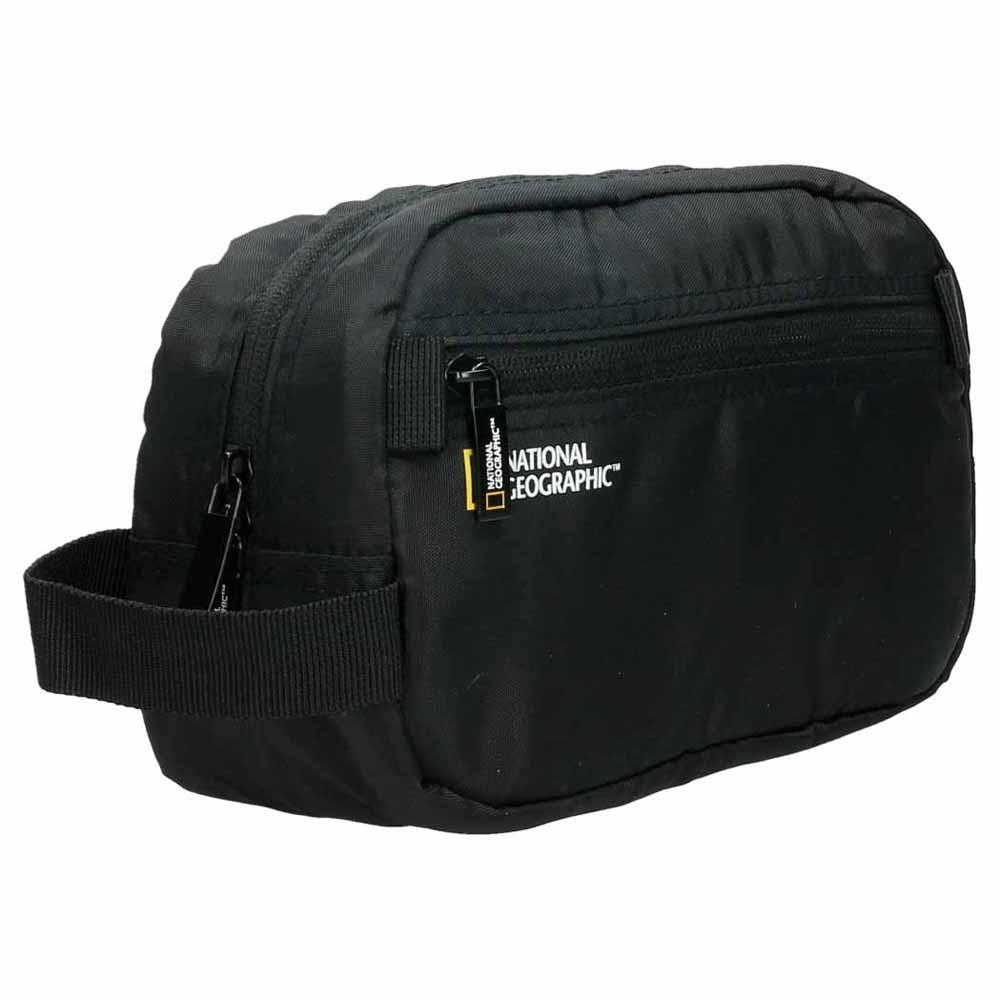 National-Geographic-Transform-Toiletry-Bag-Black-T28138-Toiletry-Bags-Unisex thumbnail 7