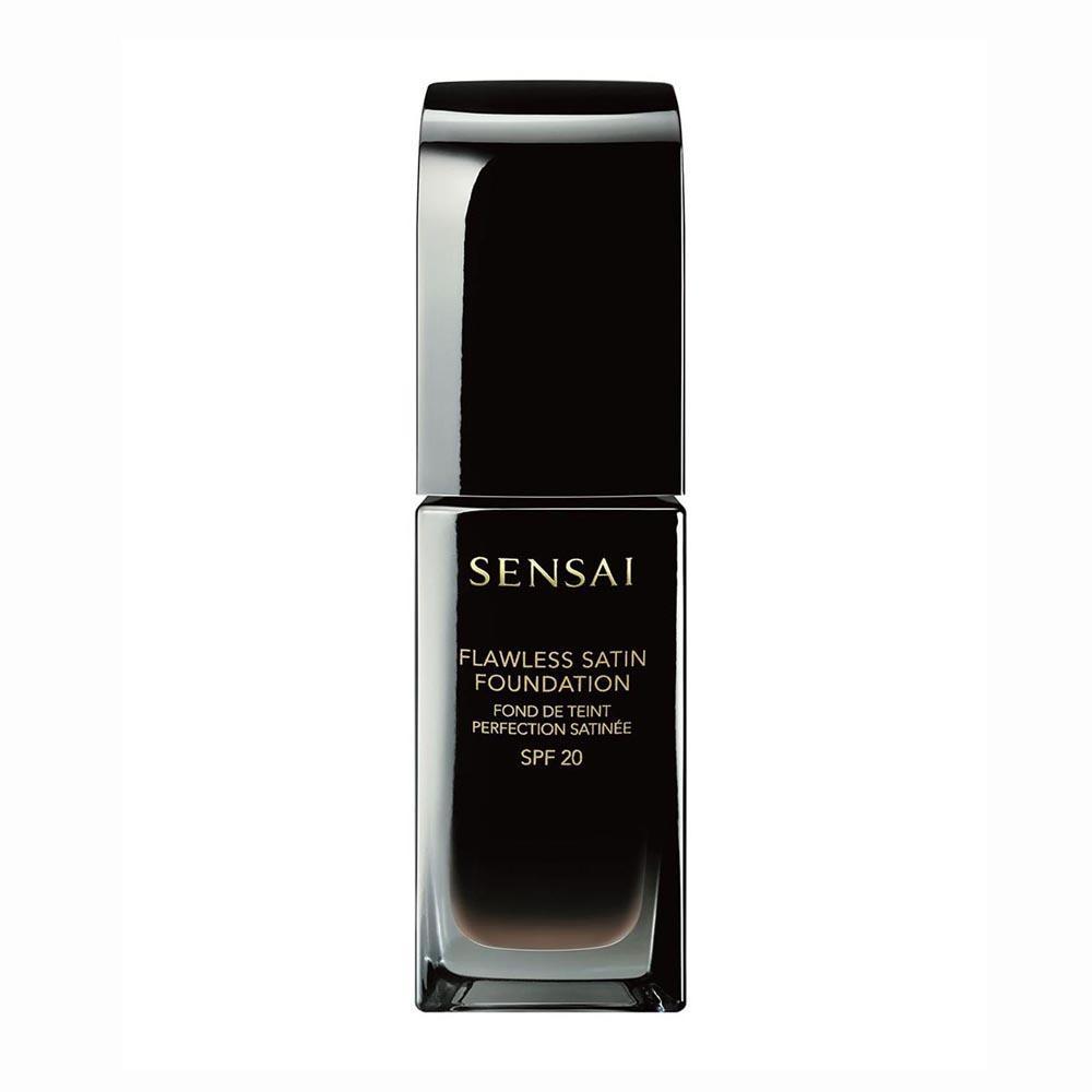 Kanebo Fragrances Flawless Satin Fs206 Foundation Fs206 Satin Marrón Beige 30ml, Rostro, moda ec8d4e