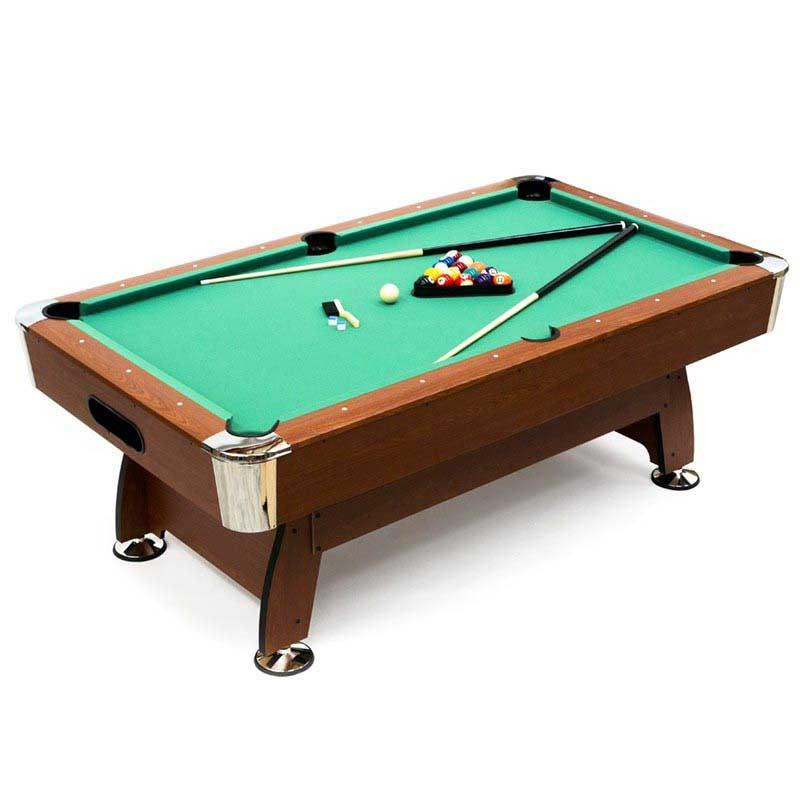 Devessport Table Billard Semi Professionnel Cortes One Size Brown / Green