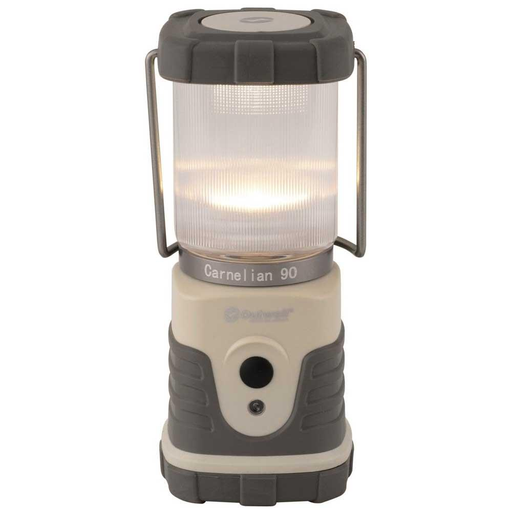 Outwell Carnelian 90 90 Lumens Cream White