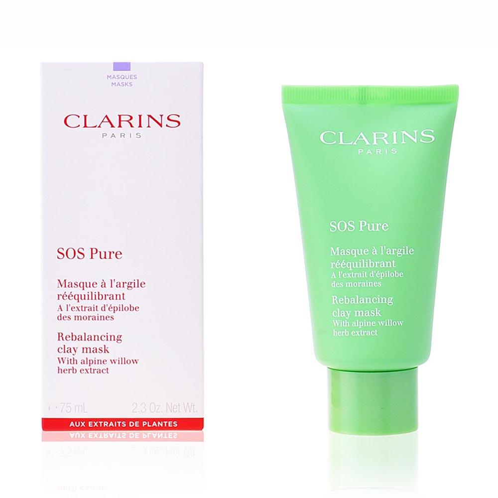 Clarins Sos Pure Clay Mask 75ml One Size