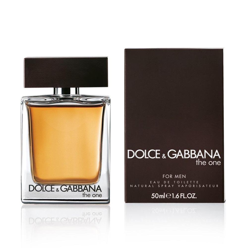 Dolce & Gabbana The One 50ml One Size - Perfumes masculinos The One 50ml