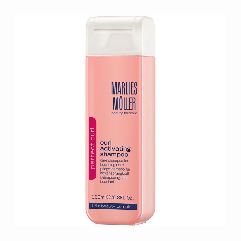 Marlies Moller Curl Activating Shampoo 200ml One Size