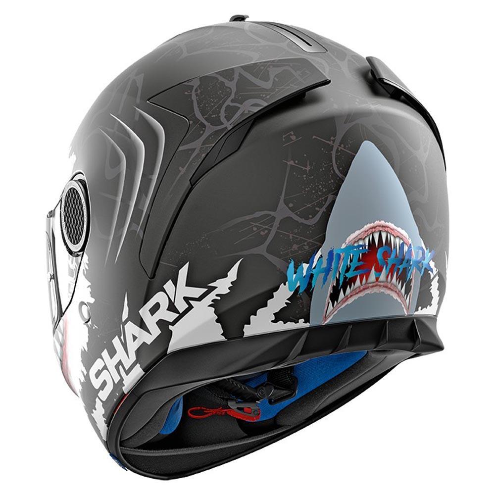 helme-spartan-lorenzo-white-shark-mat