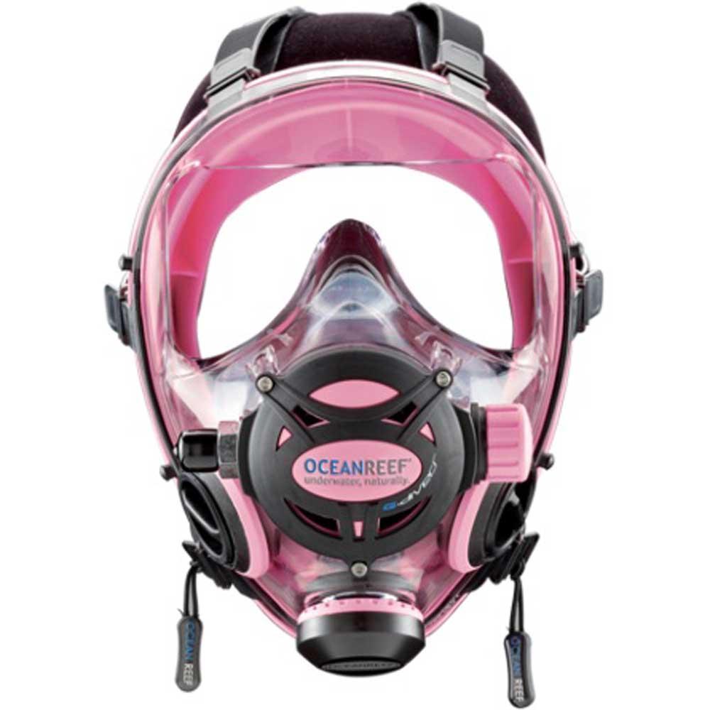 Ocean Reef Gdivers Pink Vollgesichtsmasken Gdivers