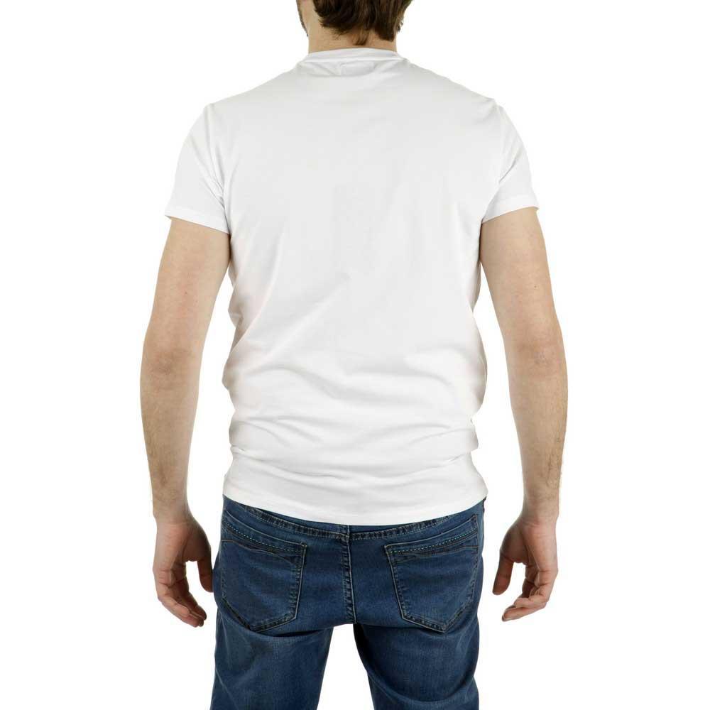Armani Jeans C6h14-da C6h14-da C6h14-da bianca , Magliette Armani jeans , moda , Abbigliamento Uomo 7422e9