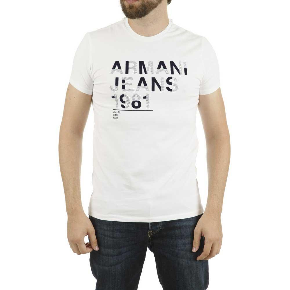 Armani Jeans 6x6t12-6j0az L Optical White
