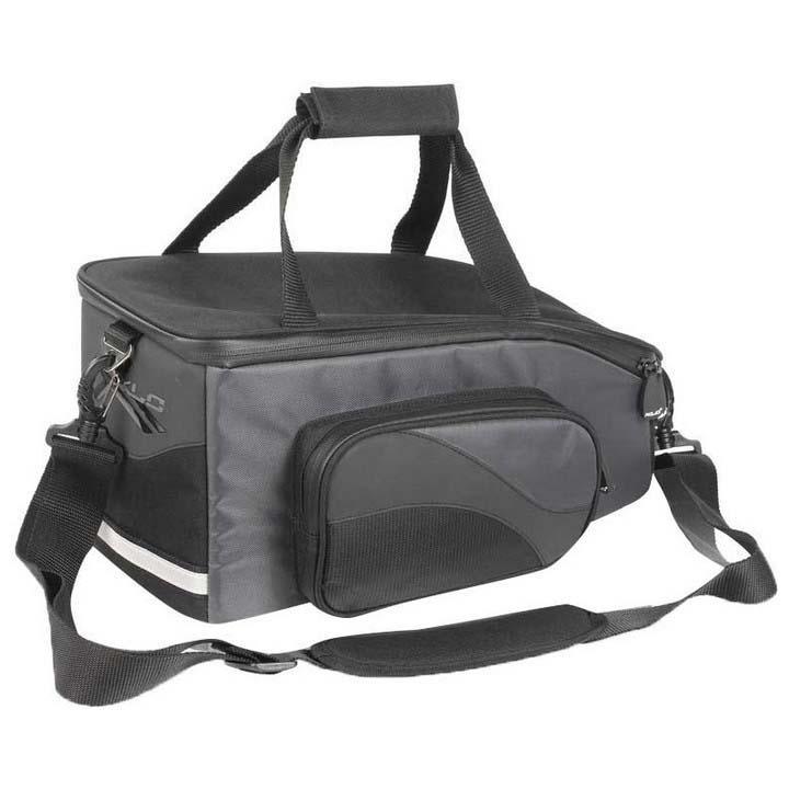 Xlc Rear Carrier Bag Ba S47 15l One Size Black / Anthracite
