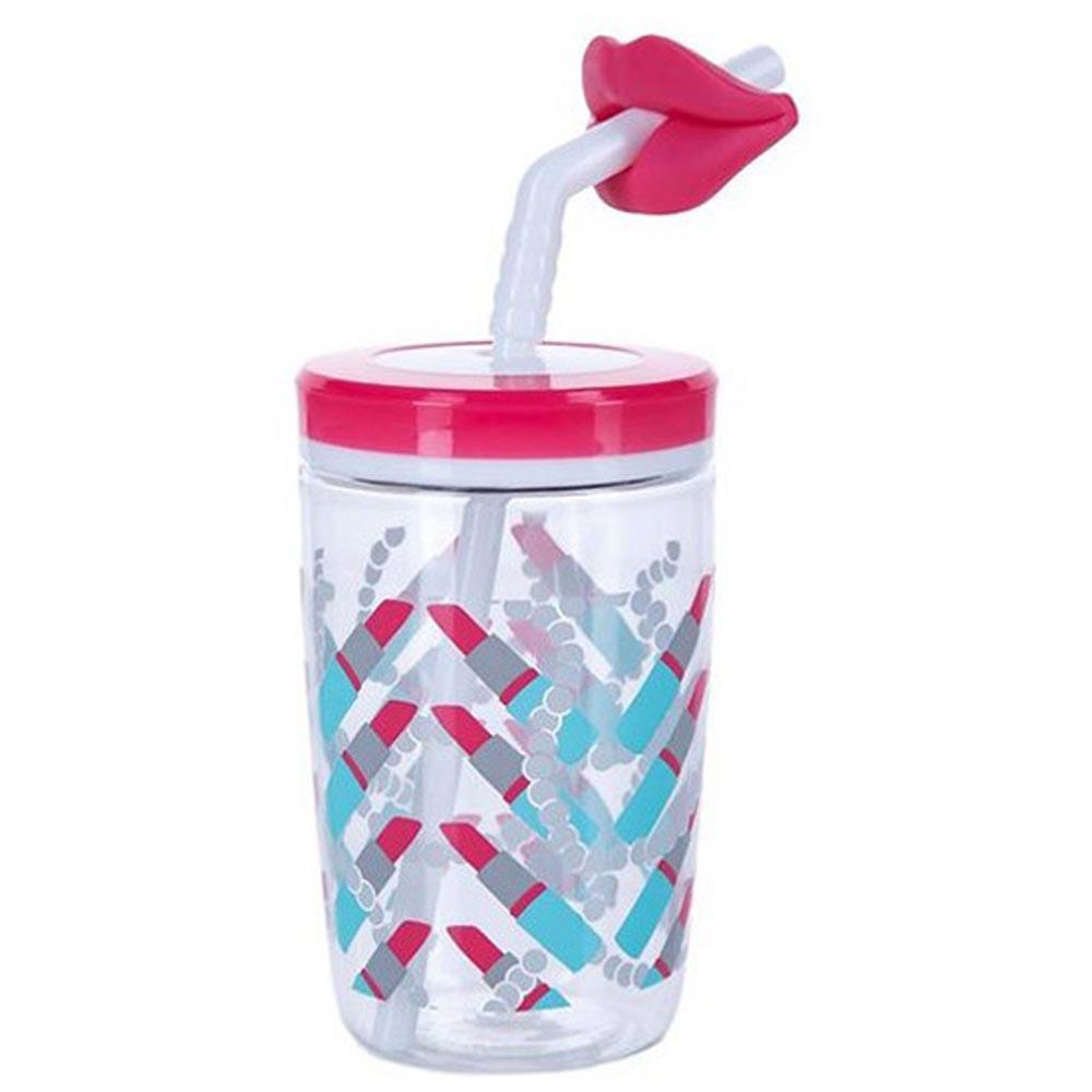 Contigo Funny Straw Cherry Lips , Bouteilles Bouteilles Bouteilles Contigo , montagne , Hydratation f6a3d4