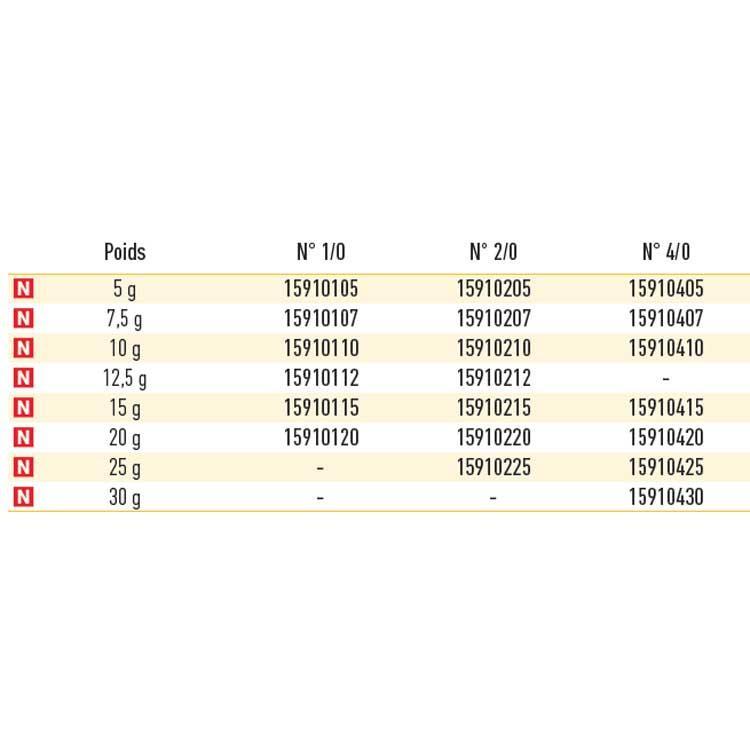 Daiwa-Prorex-Jig-Head-Round-2-0-Grey-T98621-Lures-Unisex-Grey-Lures-Daiwa thumbnail 5