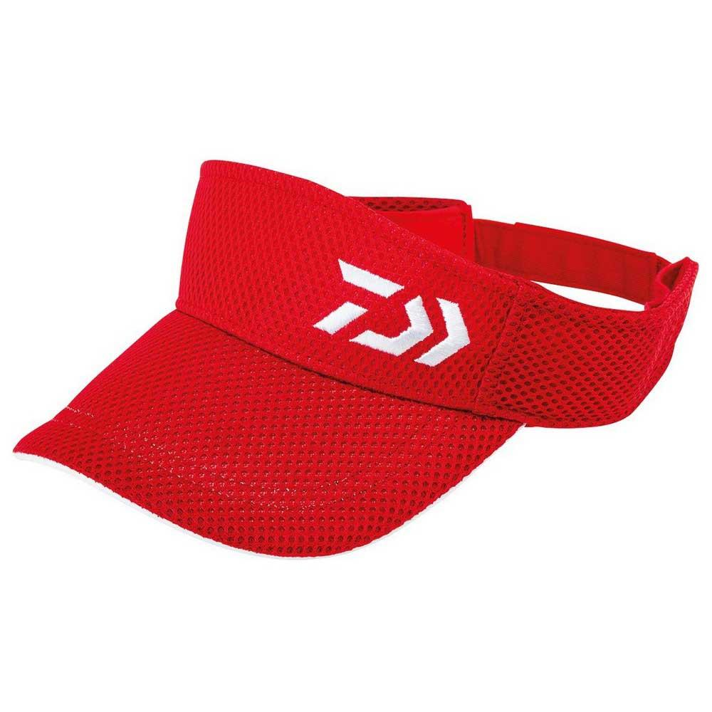 daiwa-visor-one-size-red