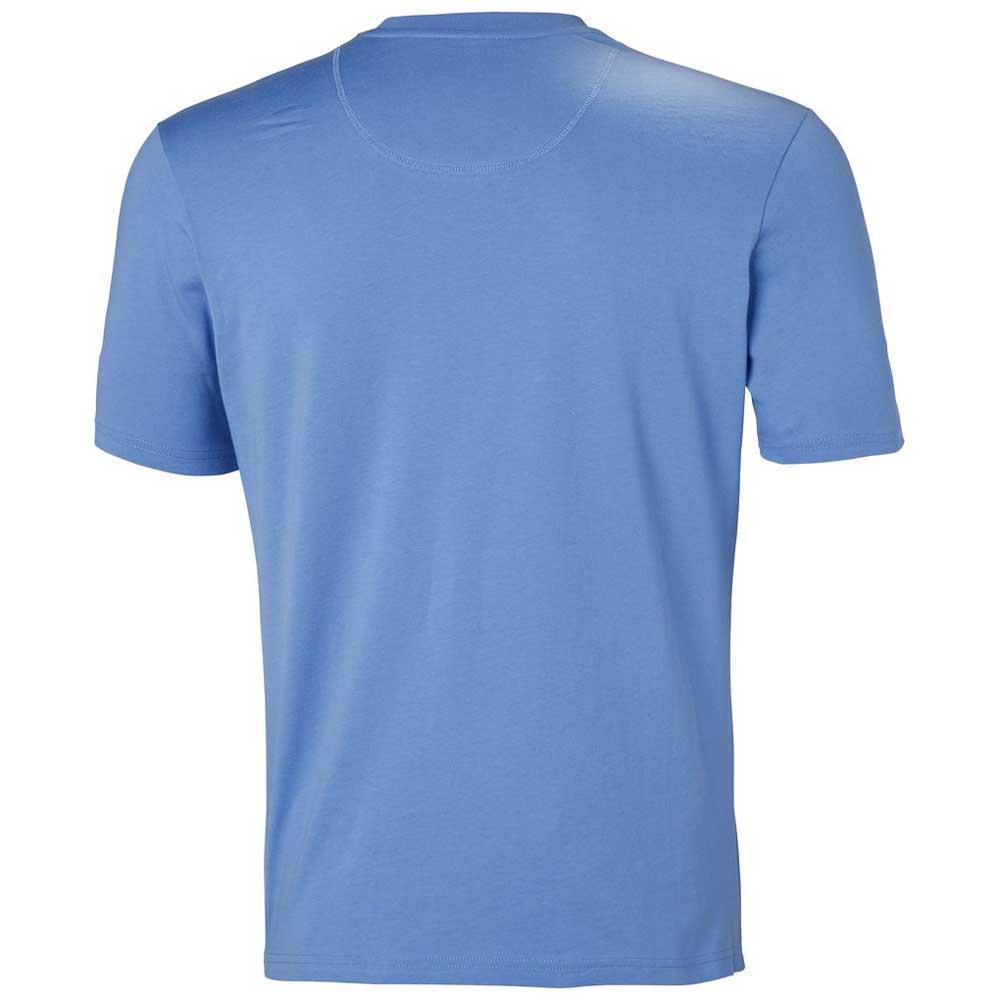 Helly-Hansen-Crew-Rouge-T-Shirts-Helly-hansen-sports-Vetements-Homme