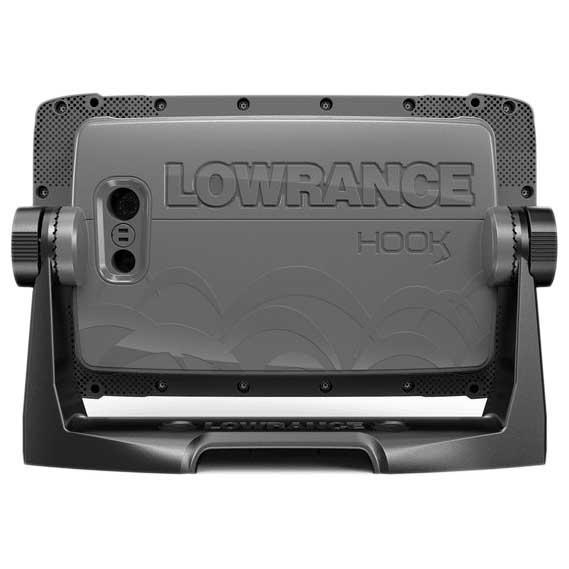 Lowrance Hook2-7x Gps Splitshot Multicolou Multicolou Multicolou rojo  , Equipos Lowrance , náutica 59a0ca
