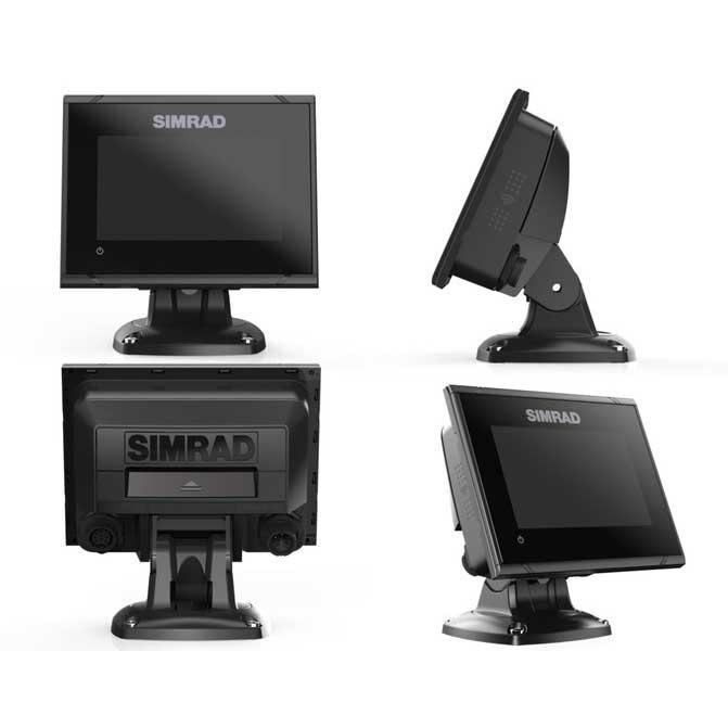Simrad Go5 Xse Xse Xse Row Totalscan Multicolourot  Navigationsgeräte Simrad c5d4ba