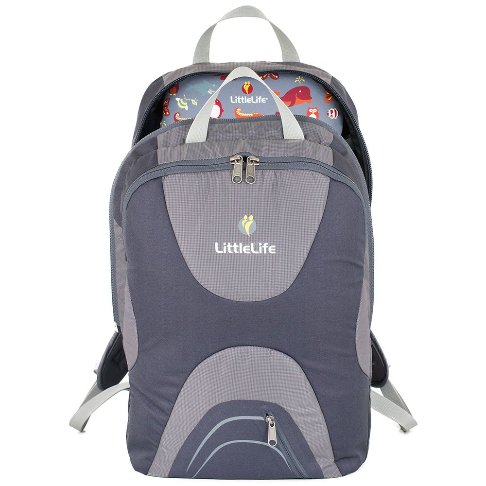 Littlelife Porte Bébé Traveller S4 One Size Grey