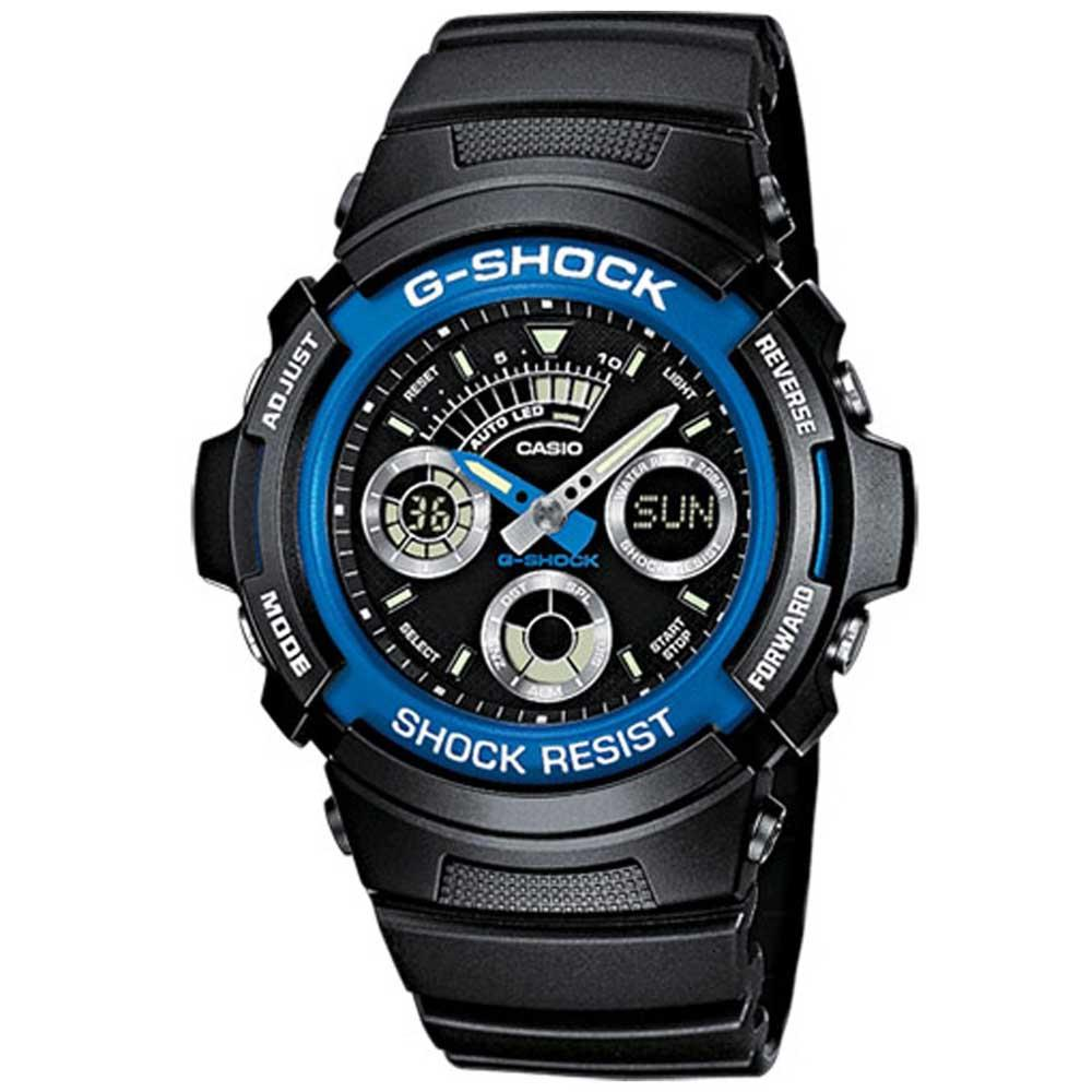 G-shock Aw-591-2aer One Size Blue
