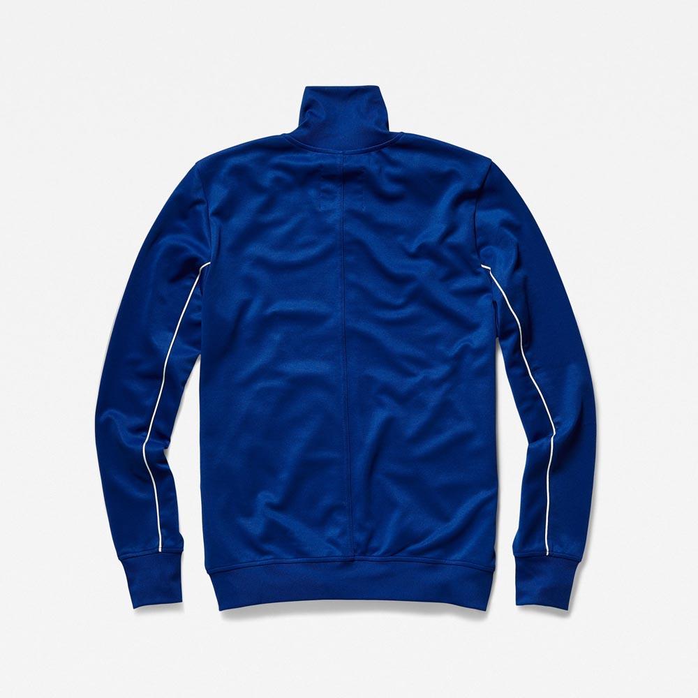 Moda 8719369351532 Abbigliamento Blu Tracktop Lanc Slim Felpe Gstar Uomo PRBwI