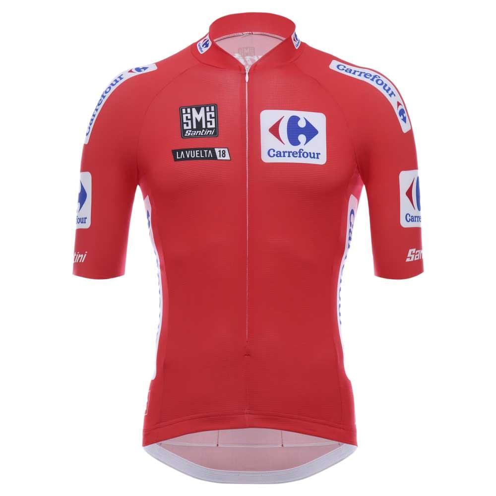 Santini Red Jersey La Vuelta 2018 XXXXL Red