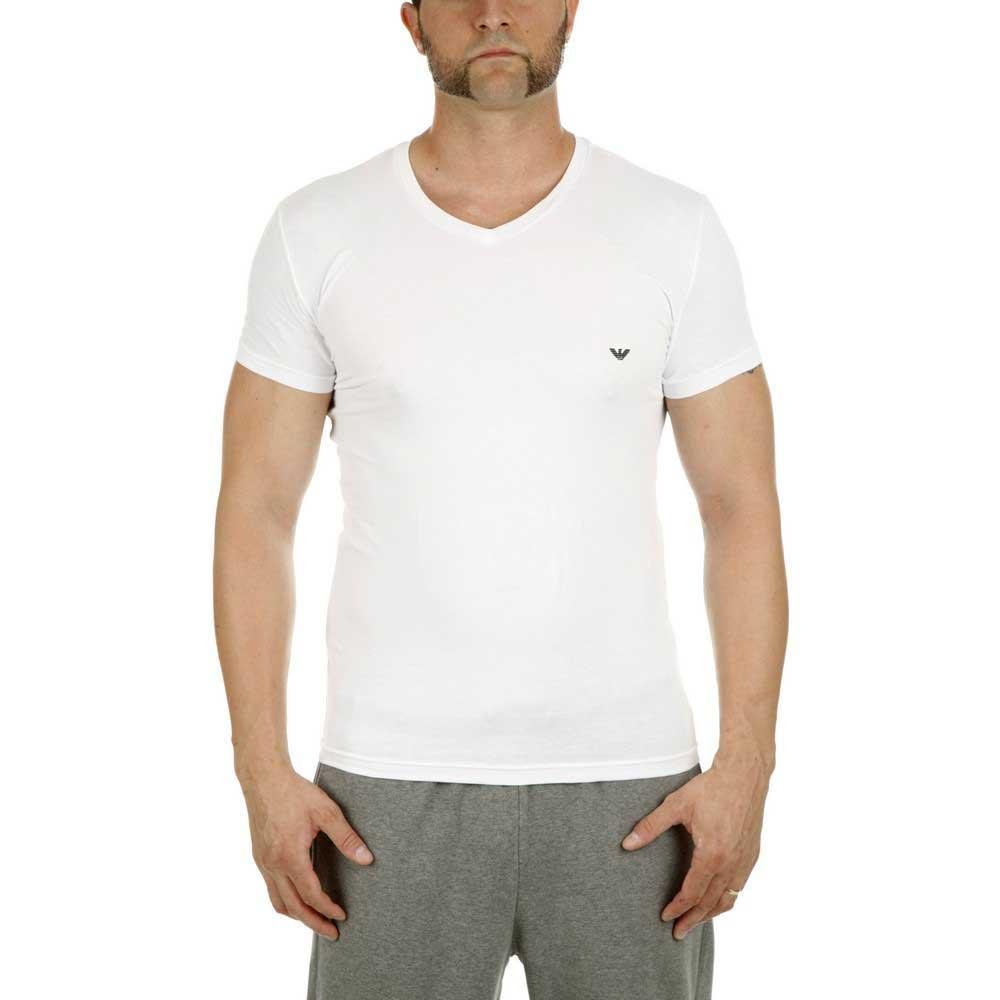 Emporio Armani 110810 Cc729 L White