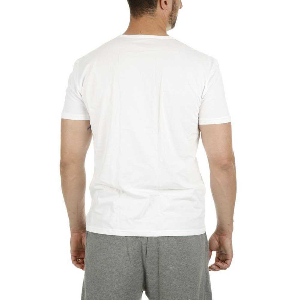 Emporio Armani 111648 Cc722 White T-Shirts , T-Shirts White Emporio armani , mode 8e406c