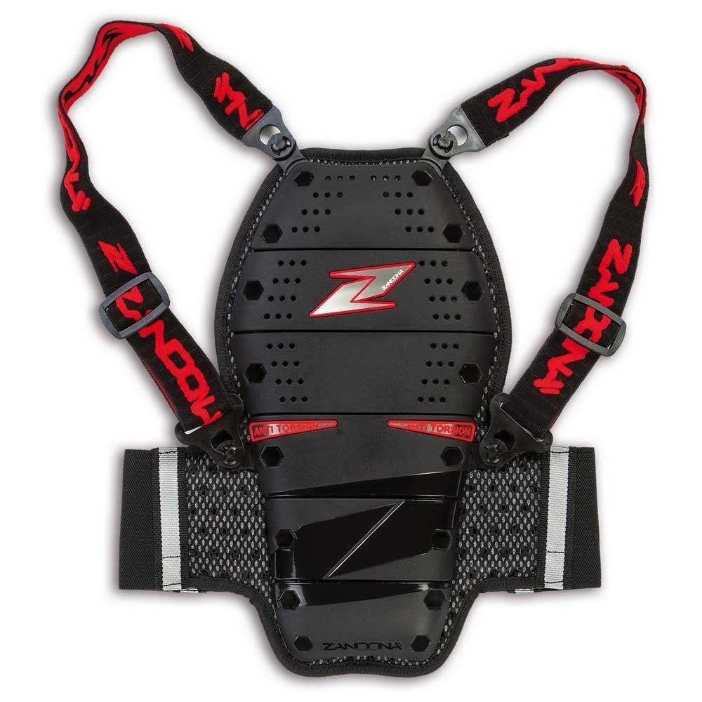 Zandona Spine Protecciones Kid X6 negro , Protecciones Spine Corporales Zandona , moto f6e786