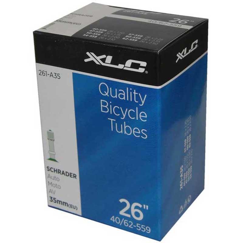 Xlc Inner Tube 40mm 26 x 1.50-2.50 AV
