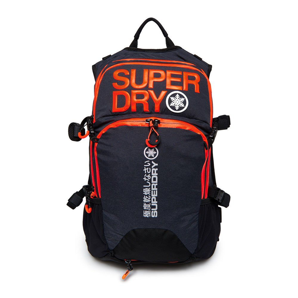 Superdry Ultimate Snow Rescue Pacl 20l Mochilas Multicoloured , Mochilas 20l Superdry , esqui 9274d8