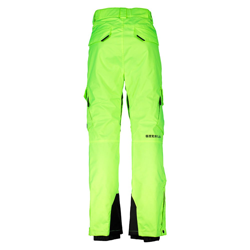 Superdry-Snow-Pants-Vert-T77824-Pantalons-Homme-Vert-Pantalons-Superdry-ski miniature 5