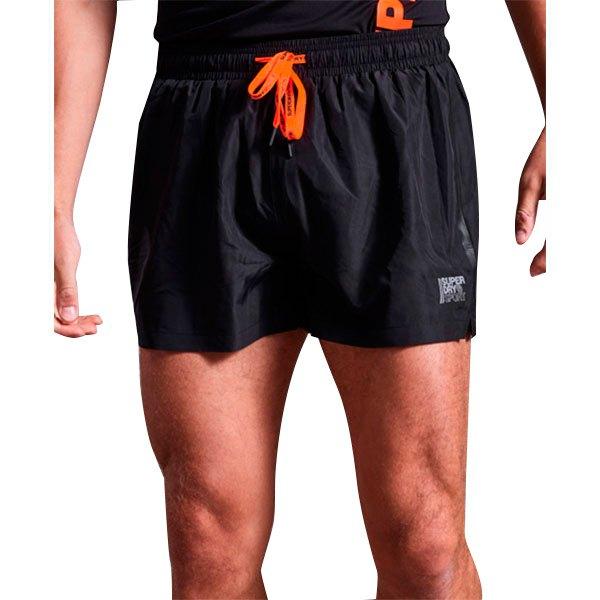 Superdry Short Active Training XL Black