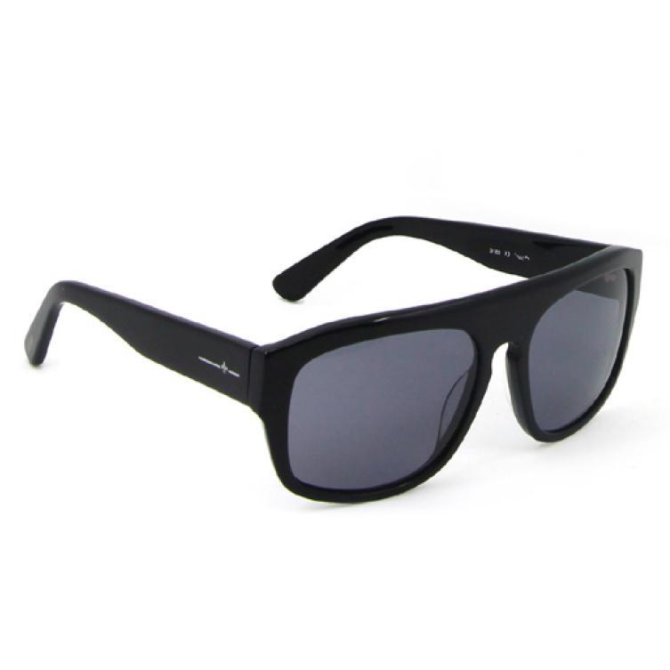Lenoir Eyewear La Tour CAT3 Matte Black Frame With Smoke Lens