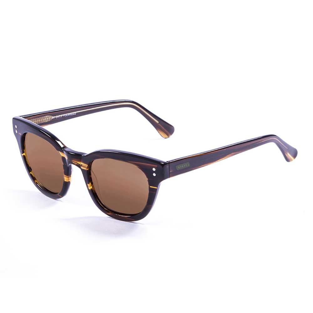 Lenoir Eyewear Croisette CAT3 Frame Brown / Brown Lens