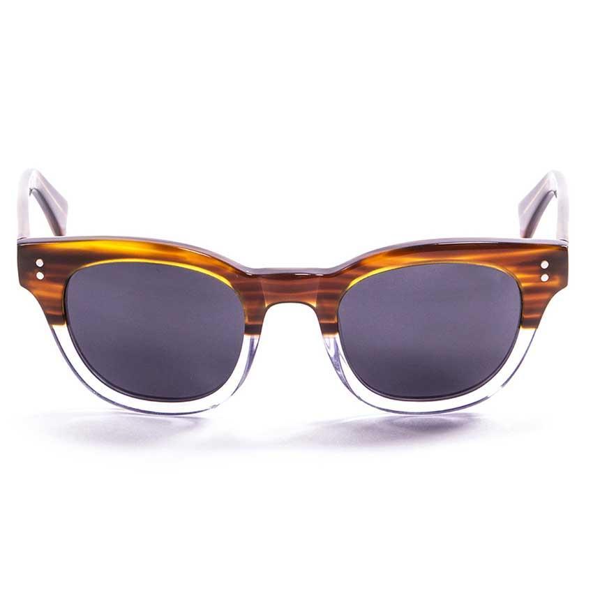 Lenoir Eyewear Croisette CAT3 Frame Brown Light & White Trans. / Brown Lens