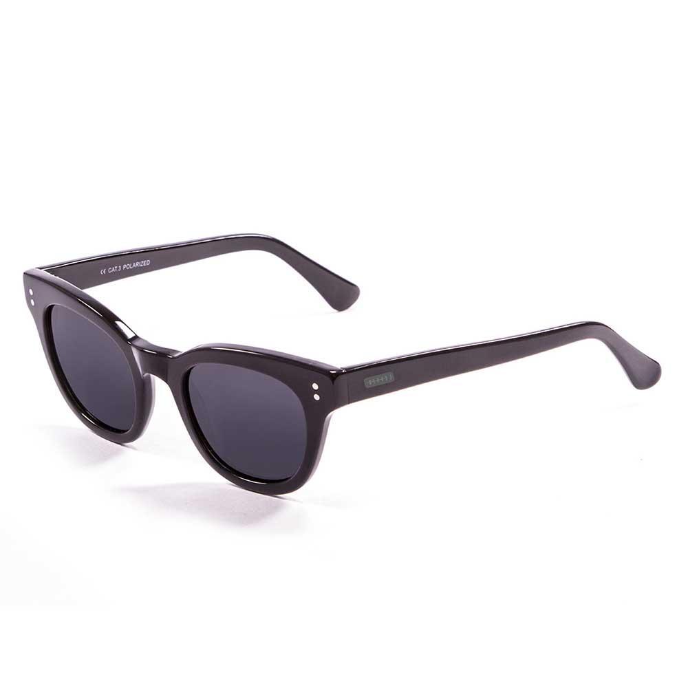 Lenoir Eyewear Croisette CAT3 Frame Shiny Black / Smoke Lens