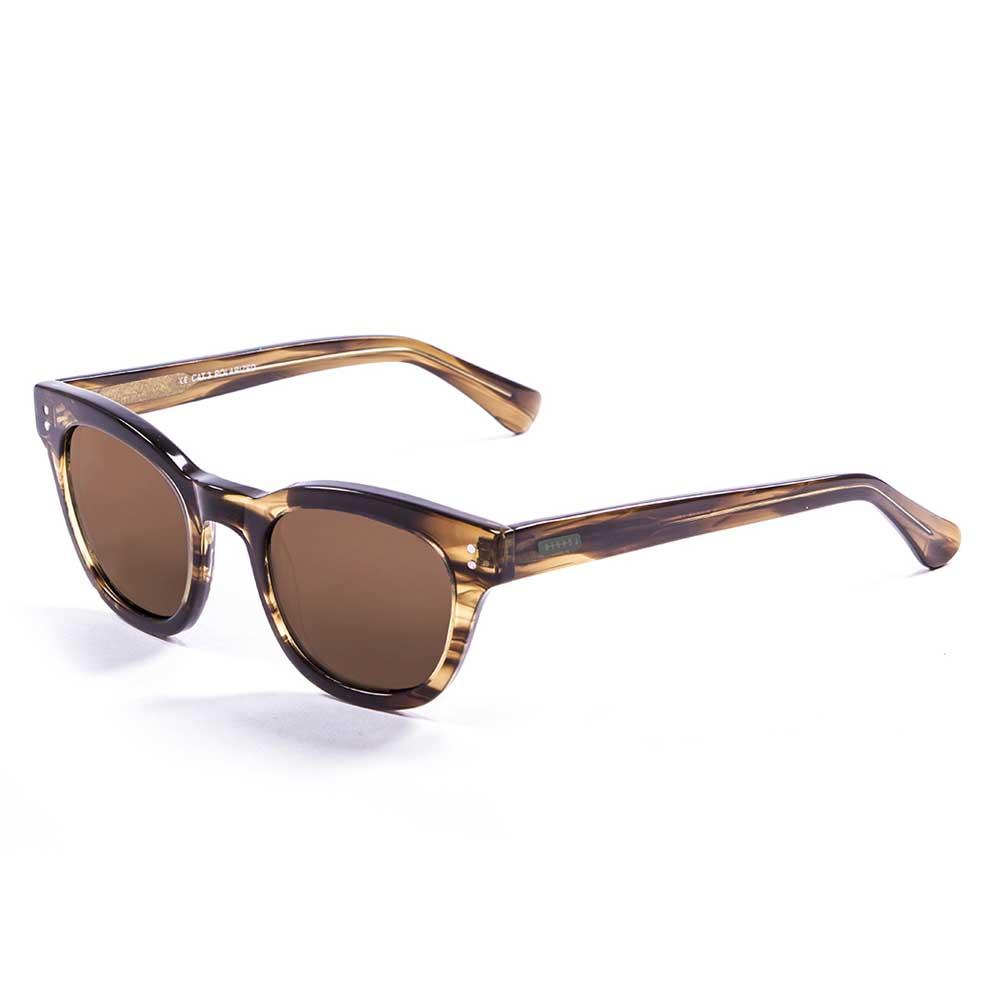 Lenoir Eyewear Croisette CAT3 Brown Stained With Brown Lens
