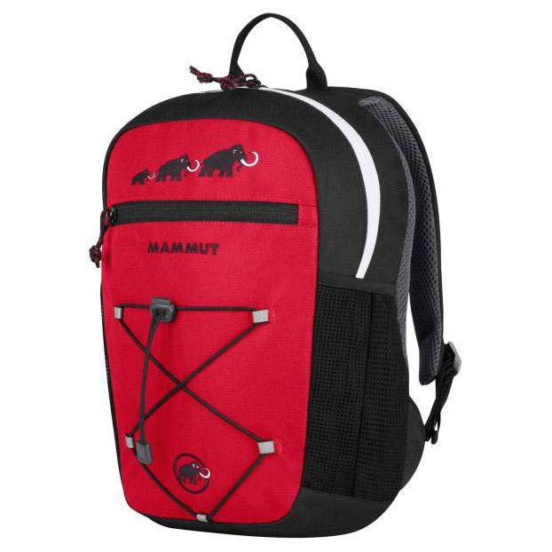 Mammut First Zip 8l Backpack One Size Black / Inferno