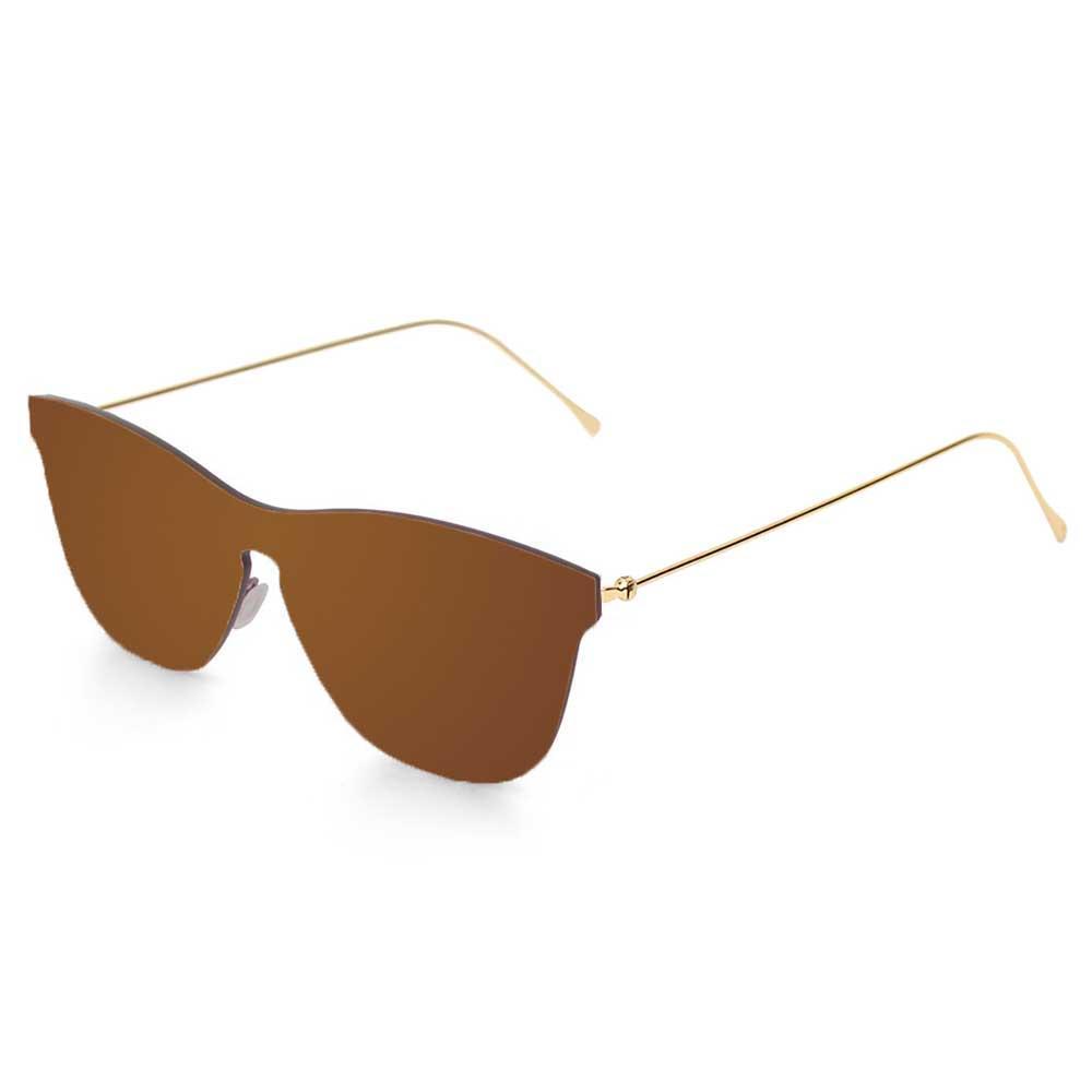 ocean-sunglasses-genova-metal-gold-temple-cat3-space-flat-brown