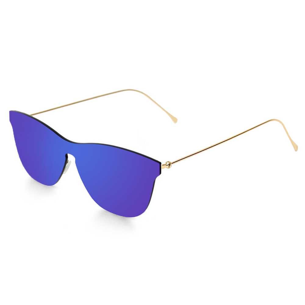 ocean-sunglasses-genova-metal-gold-temple-cat3-space-flat-dark-revo-blue