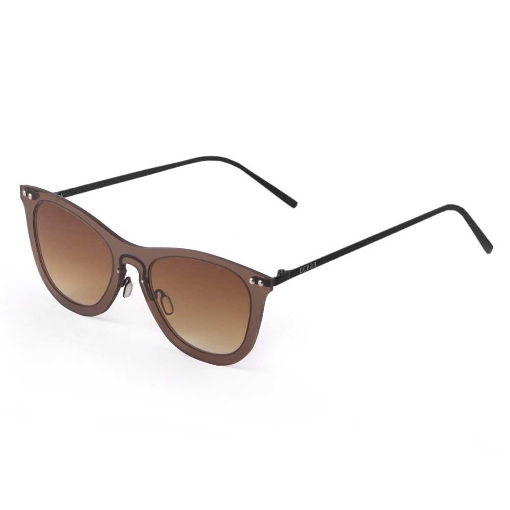 ocean-sunglasses-genova-transparent-brown-metal-black-temple-cat2-transparent-gradient-brown