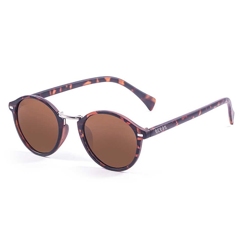 ocean-sunglasses-lille-brown-cat3-matte-demy-brown