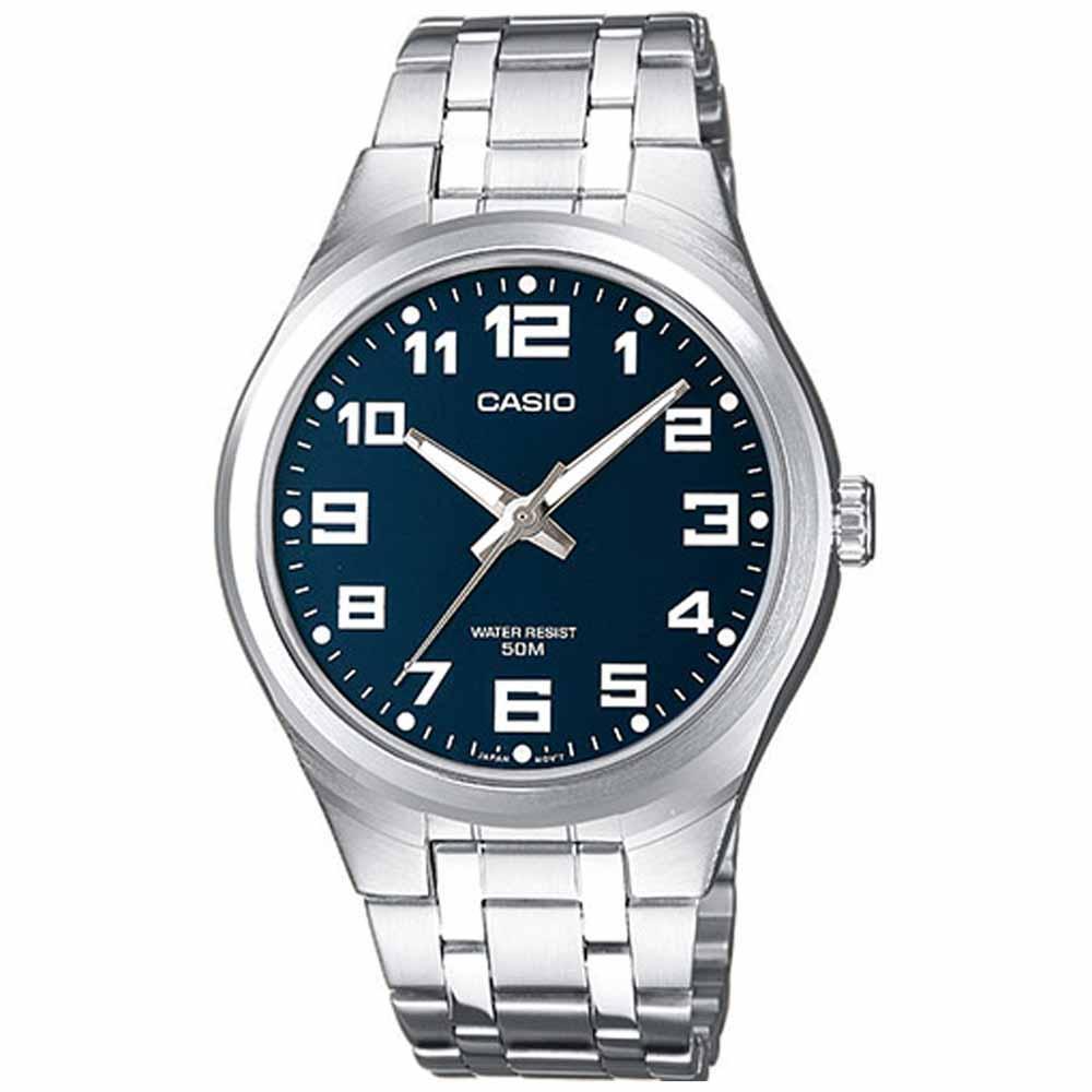 Casio Relógio Mtp 1310pd One Size Blue - Relógios Relógio Mtp 1310pd