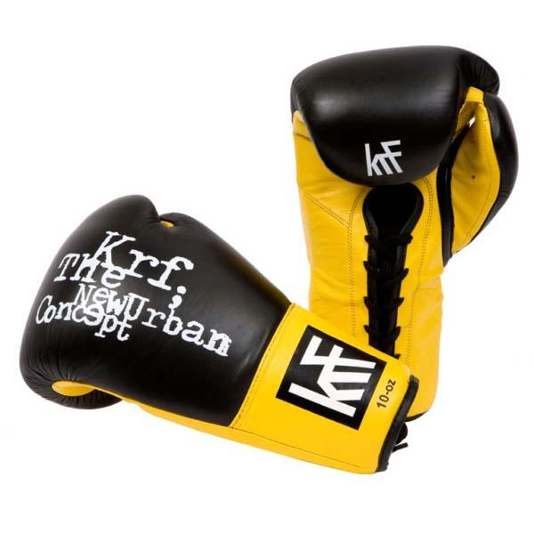 Krf Professional Boxing 8 oz Black