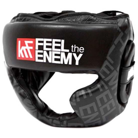 Krf Casque Feel The Enemy Junior One Size Black
