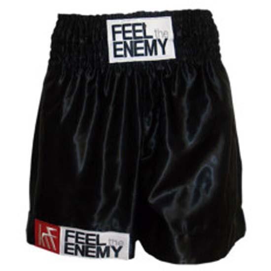 Krf Plain Classic Boxing Short M Black